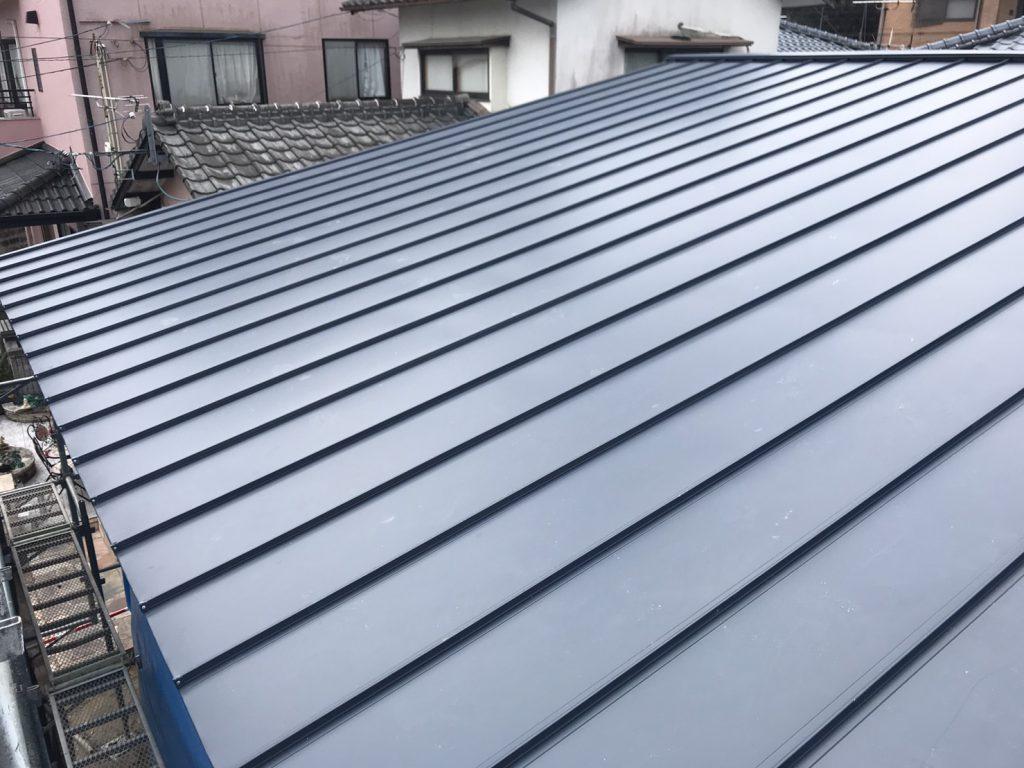 玉名市 ガルバリウム鋼板