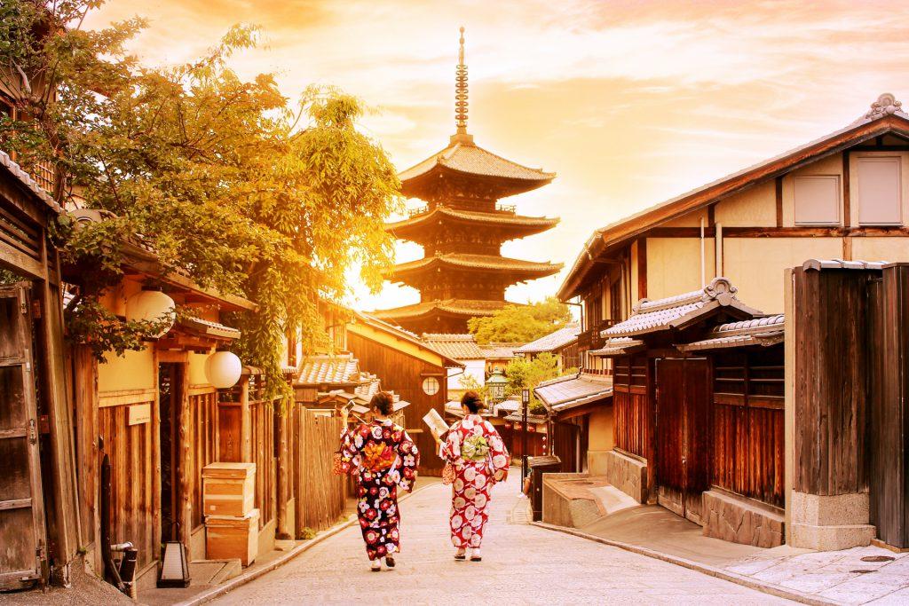 京都街並み