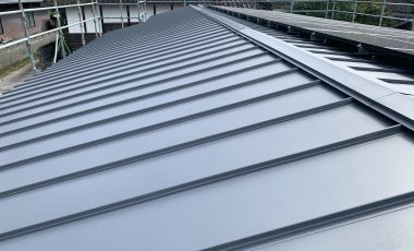 【熊本・和水町】G様邸 新築屋根工事が完成しました。