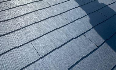【熊本・西区】新築のコロニアル屋根工事
