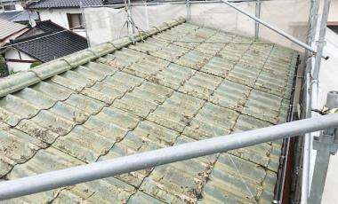 【福岡・大牟田市】M様邸 カバー工法による屋根工事が完成しました。