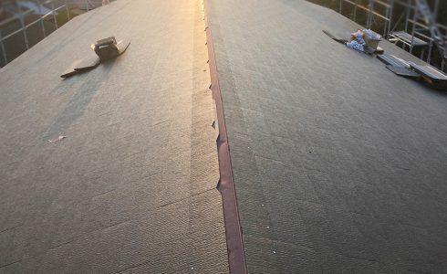城北瓦の新築屋根工事 玉名市