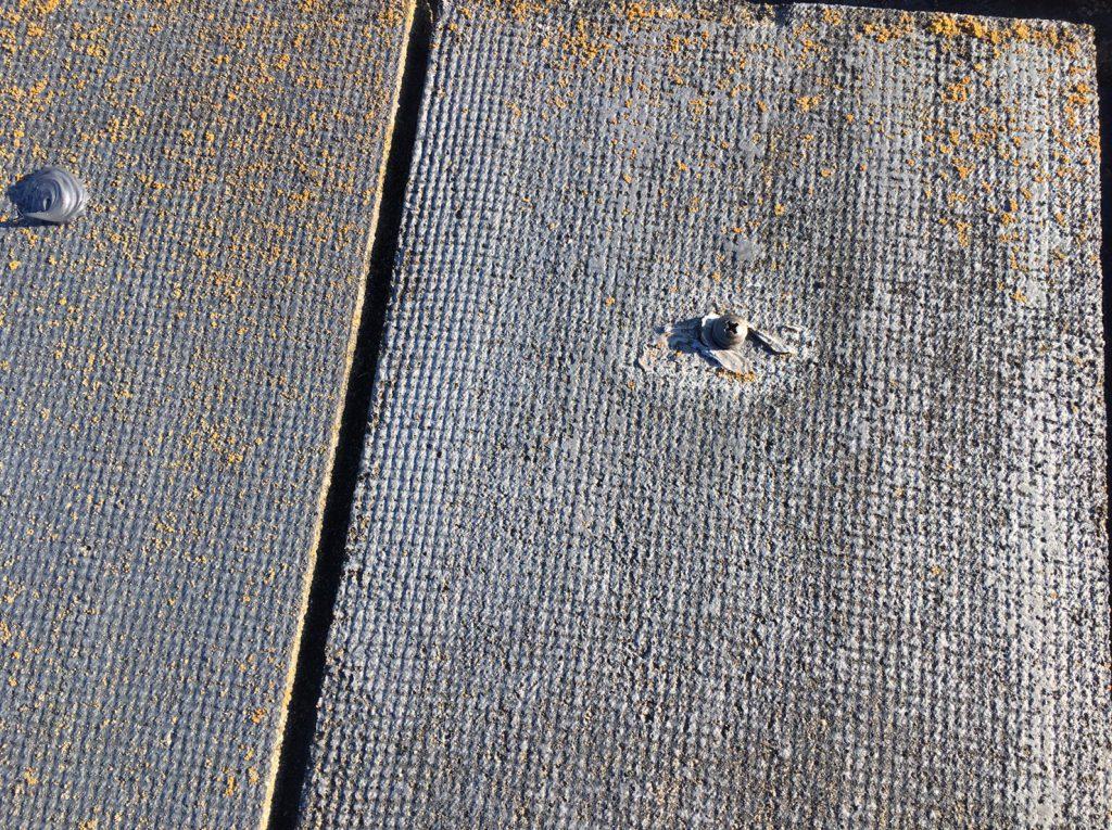 城北瓦の雨漏り修理 荒尾