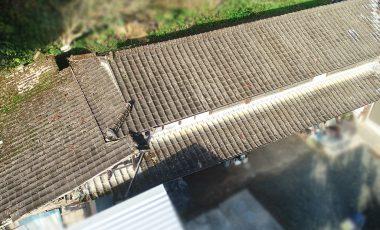 【熊本・和水町】N様邸 瓦葺き替えの屋根リフォーム