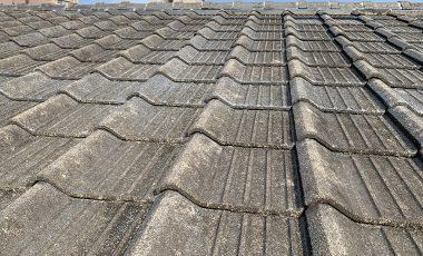 【熊本・西区】 コロニアル葺き替えの屋根リフォーム