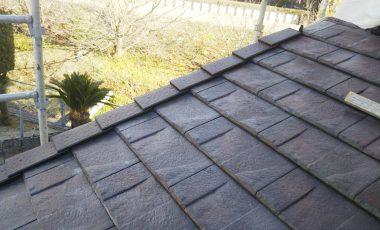 【熊本市・西区】新築のROOGAの屋根工事