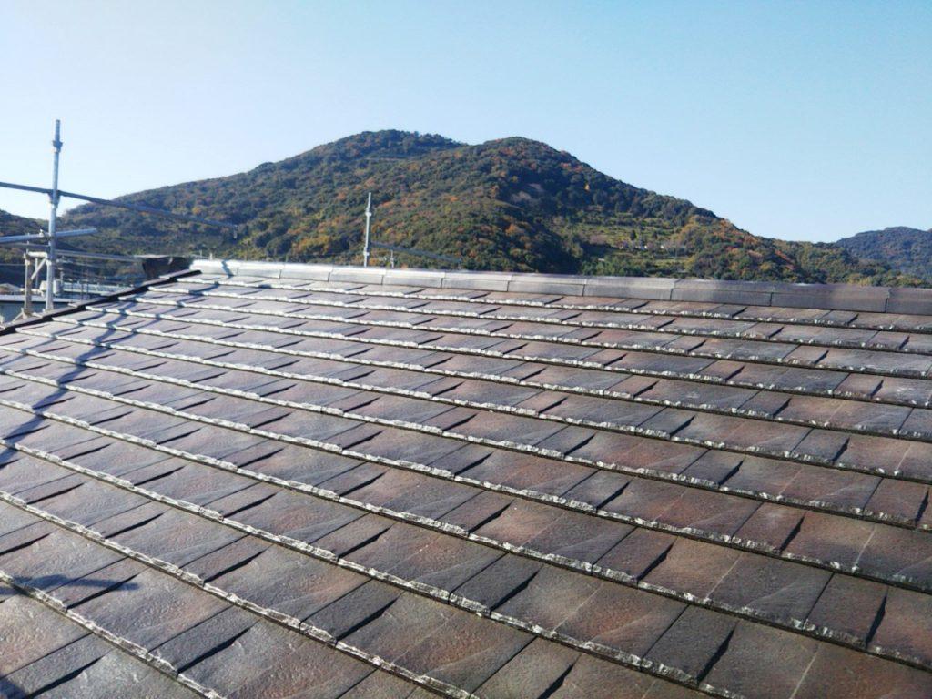 城北瓦の新築屋根工事 ROOGA