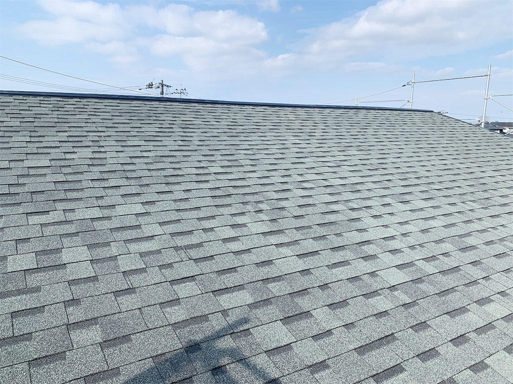 下益城郡 城北瓦の新築屋根工事